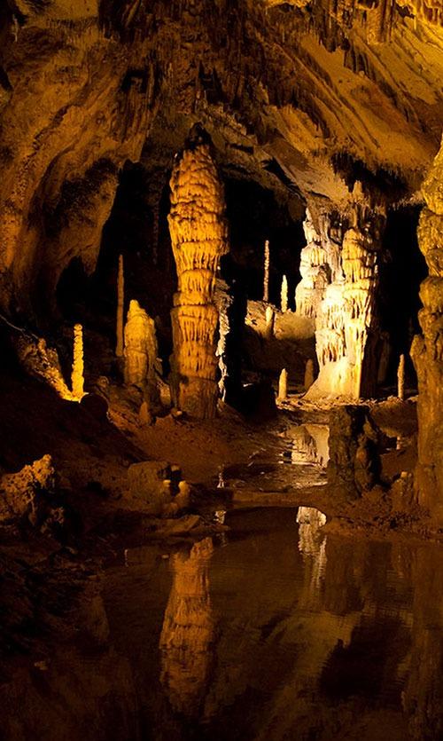 Grotte Oselle Spéléo Val de Loue